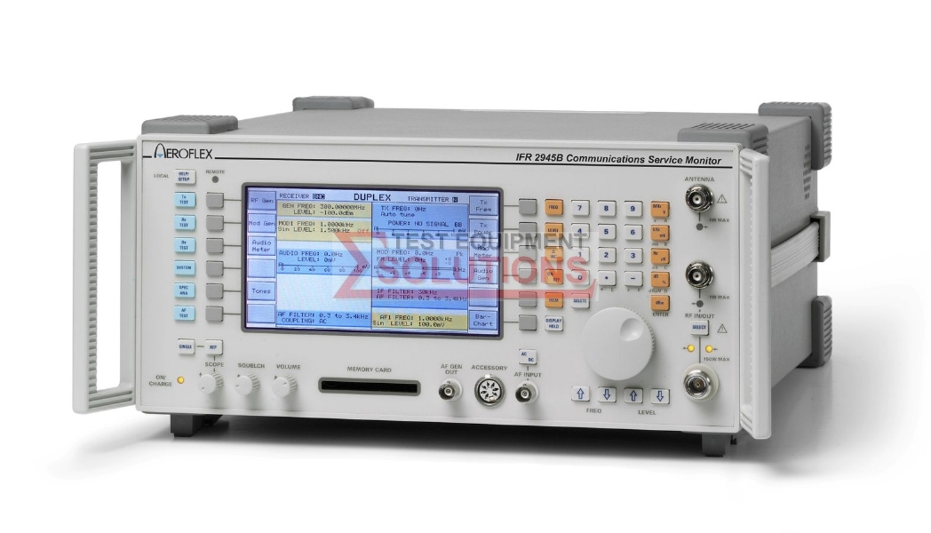 Aeroflex 2945B Radio Comms Test Set