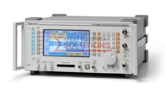 Aeroflex 2948B Low Phase Noise Communications Service Monitor