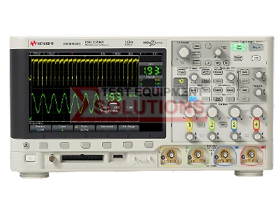 Keysight (Agilent) DSOX-3104A 4 Channel 1GHz 5GS/s Digital Oscilloscope