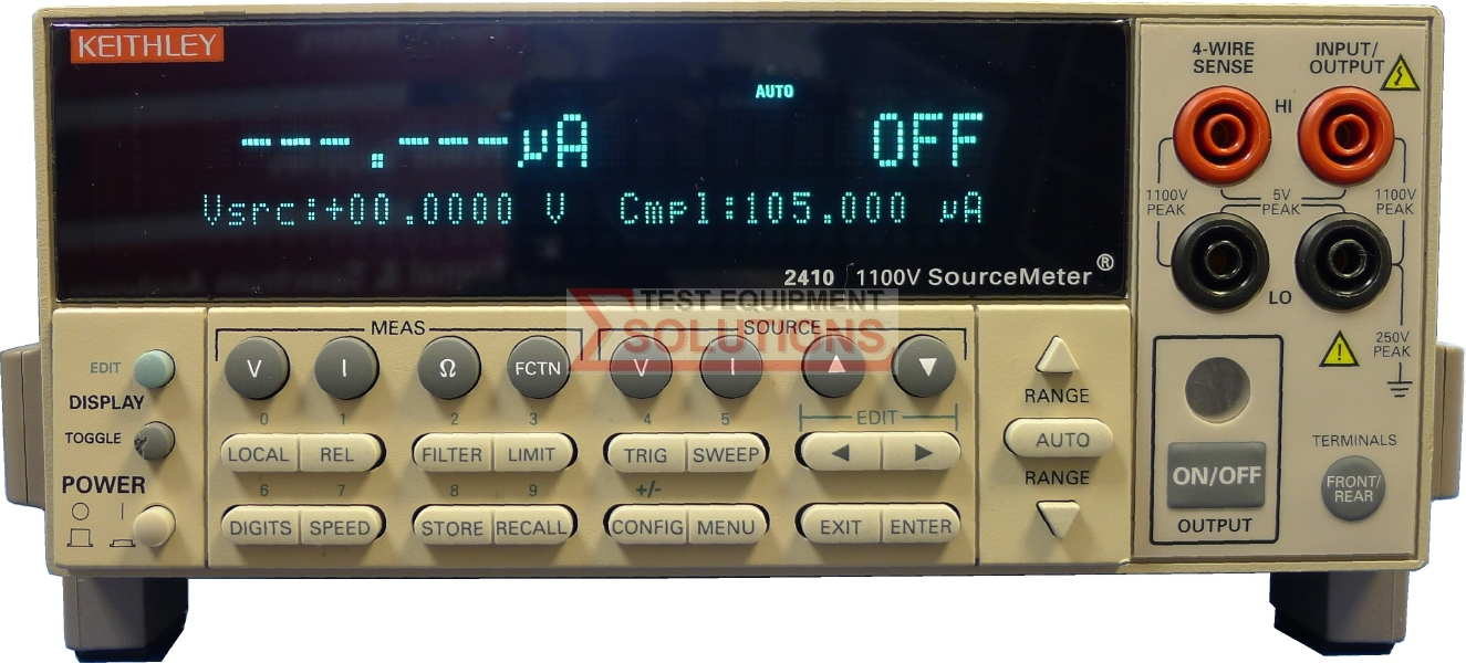KEITHLEY 2410 600H