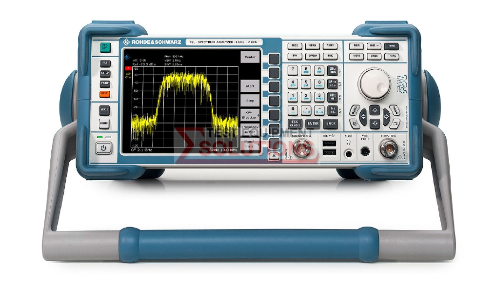Rohde & Schwarz FSL6.06 100KHz-6GHz Spectrum Analyser (.06 Version)